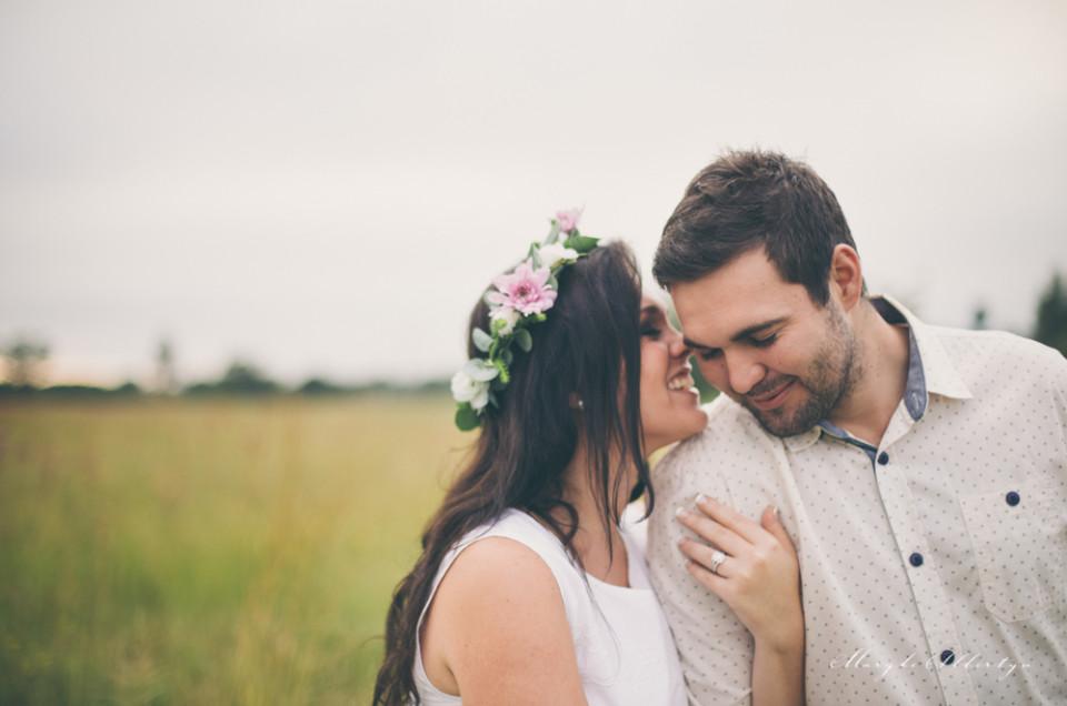 Bianca & Shaun {Pretoria | Engagement}