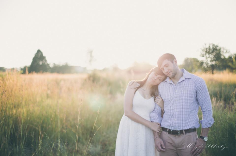 Vanessa & Francois {Pretoria | Engagement}