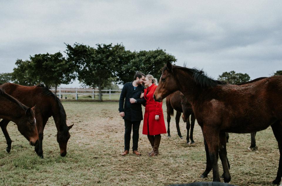 Rulé & Eddie {Stellenbosch | Engagement}