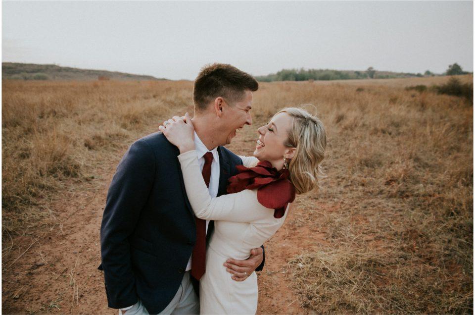 Anja & Guillaume {Luiperdskloof | Wedding}